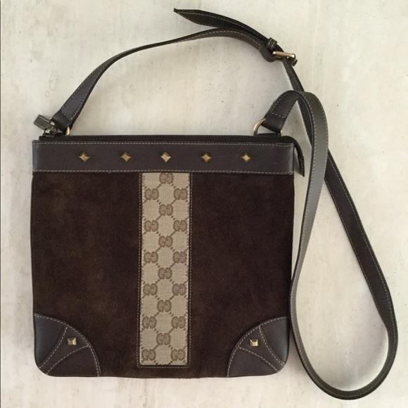 733c9789fb91 Gucci Bags | Gg Crossbody Bag | Poshmark